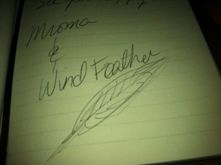 Mioma & Wind Feather